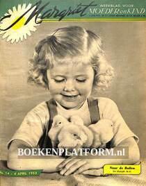 Ingebonden jaargang Margriet 04-1953