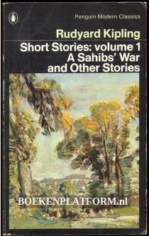 Rudyard Kipling Short Stories Vol.1