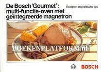 Bosch Gourmet grill/bak-magnetron-oven