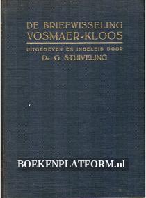 De briefwisseling Vosmaer-Kloos
