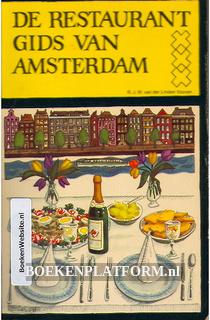 1634 De restaurantgids van Amsterdam