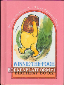 Winnie the Pooh Birthday Book