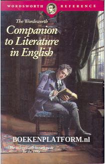 Companion to Literature in English