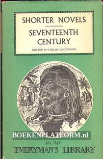 Shorter Novels Seventeenth Century