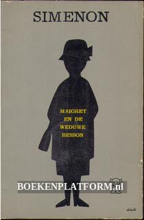 0541 Maigret en de weduwe Besson