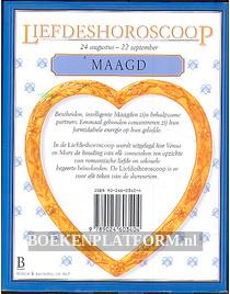 Liefdes horoscoop Maagd