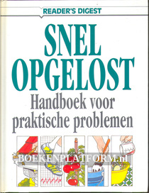 Snel opgelost