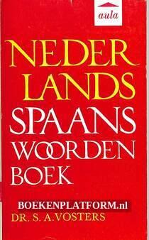 Nederlands Spaans woordenboek