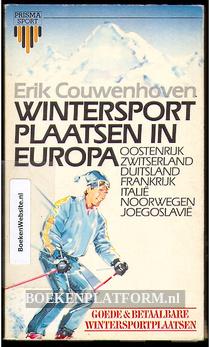 Wintersport plaatsen in Europa