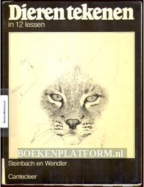 Dieren tekenen in 12 lessen