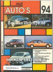 Alle auto's 1994