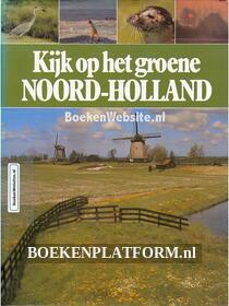 Kijk op het groene Noord-Holland