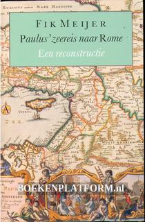 Paulus zeereis naar Rome