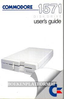 Commodore 1571 Disk drive user's guide