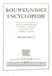 Bouwkundige encyclopedie L-Z