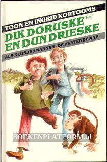 Dik Doruske en Dun Drieske als klusjesmannen