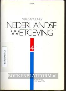 Verzameling Nederlandse Wetgeving 4