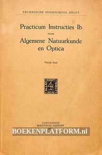 Practicum Instructies I b over Algemene Natuurkunde en Optica