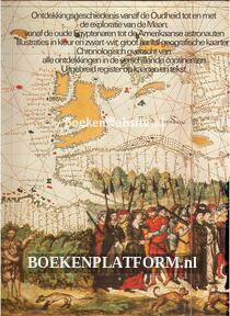 Atlas van de grote ontdekkingsreizen