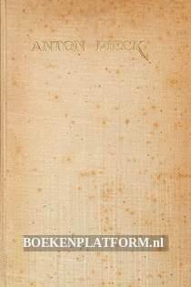 Anton Pieck, catalogus en beschryving van zijn prenten