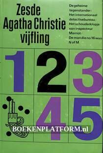 Zesde Agatha Christie vijfling