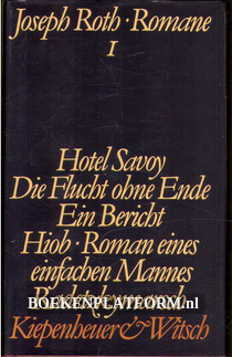 Joseph Roth Romane I