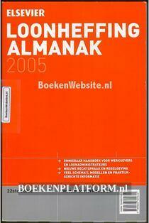 Loonheffing Almanak 2005