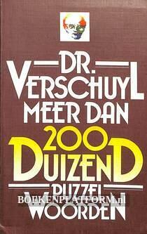 Meer dan 200 duizend puzzelwoorden