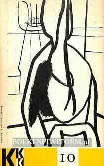 Kroniek van kunst en kultuur 1960-10