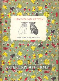 Hans en zijn katten