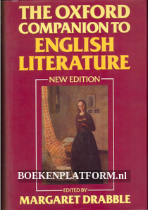 The Oxford Companion to English Literature