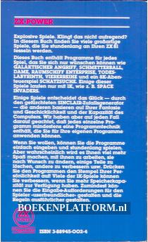 49 explosive Spiele für den Sinclair ZX81