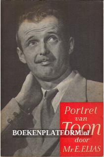 Portret van Toon