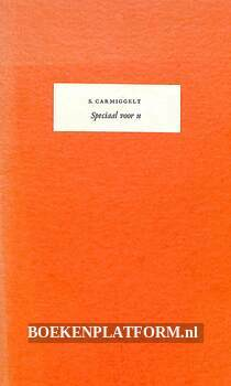 Speciaal voor u 1969