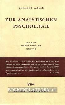 Zur analytischen Psychologie