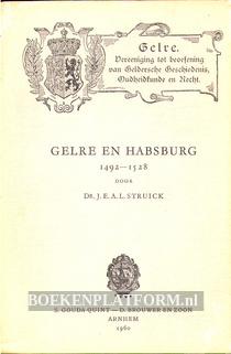 Gelre en Habsburg