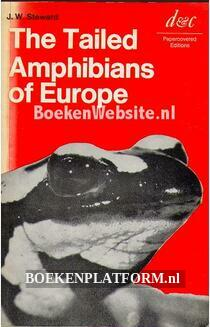 The Tailed Amphibians of Europe