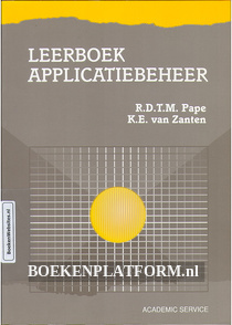 Leerboek applicatiebeheer