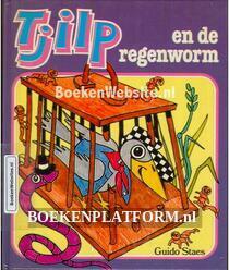 Tjilp en de regenworm