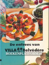 De entrees van Vila Belvedere