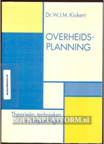Overheids planning