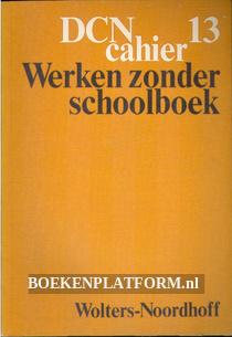 Werken zonder schoolboek