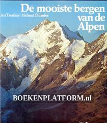 De mooiste bergen van de Alpen