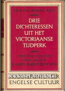 Drie dichteressen uit het Victoriaanse tijdperk