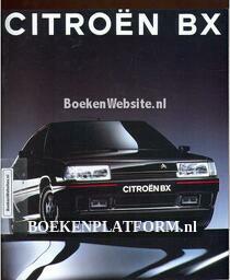 Citroen BX 1991 brochure