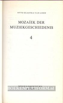 Mozaiek der muziekgeschiedenis 4