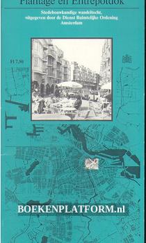 Nieuwmarkt-buurt, Plantage en Entrepotdok