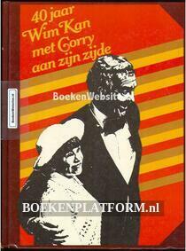 40 jaar Wim Kan met Corry aan zijn zijde