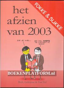 Het afzien van 2003