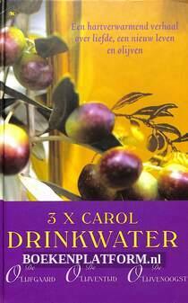 3x Carol Drinkwater, trilogie